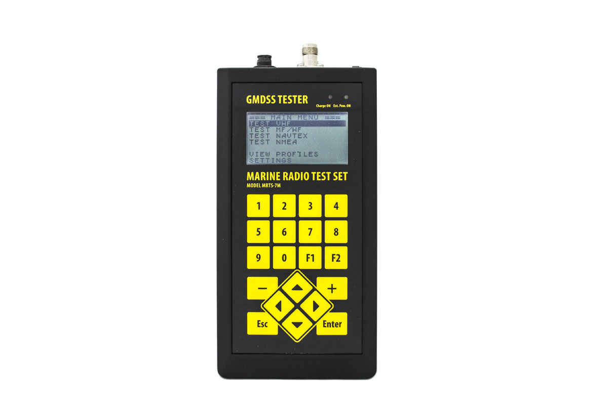 GMDSS Tester MRTS-7M  GMDSS Test equipment